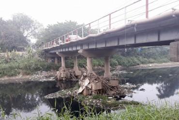 Khi sông Nhuệ đang bị bức tử!