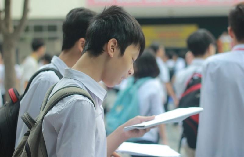 Thí sinh nộp hồ sơ đăng ký dự thi trong 20 ngày