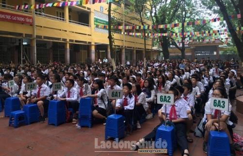 Nghỉ lễ 30/4 và 1/5: Học sinh Hà Nội được nghỉ nhiều nhất 5 ngày