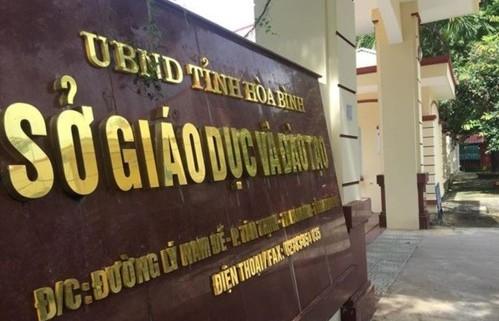 Bộ Công an trả 28 thí sinh gian lận điểm thi tại Hòa Bình về địa phương