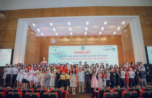 Chung kết cuộc thi Nhà quản trị nhân lực: Tâm và Tài 2019