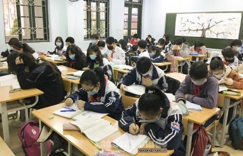 Cần tính toán kỹ việc cho học sinh đi học trở lại