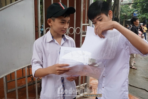 12 khu vực tuyển sinh vào lớp 10 tại Hà Nội năm học 2020 - 2021