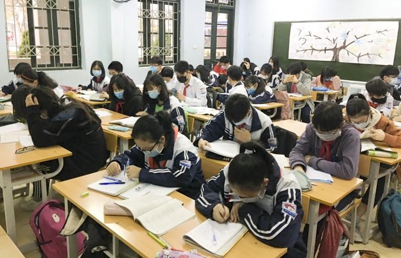 Hà Nội: Học sinh từ cấp trung học cơ sở đi học lại từ ngày 4/5