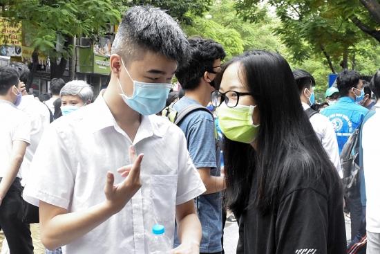 Thí sinh đăng ký dự thi tốt nghiệp Trung học phổ thông từ ngày 27/4