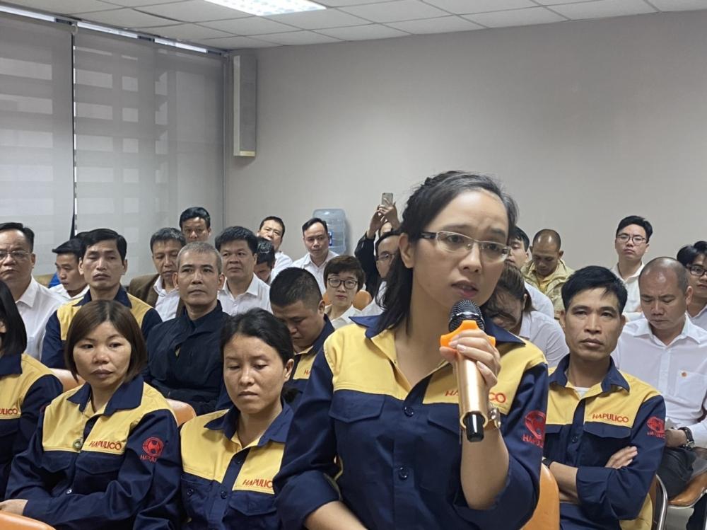 Trực tuyến hình ảnh: Giải đáp những vướng mắc về chính sách cho người lao động