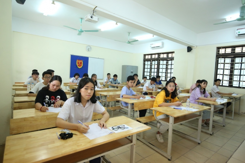 Hà Nội: Điều chỉnh thời gian thi, tuyển sinh vào lớp 10 năm 2021 - 2022