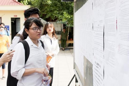 Học sinh được phép đổi khu vực tuyển sinh vào lớp 10