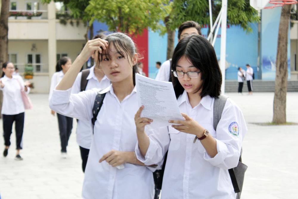 Chỉ tiêu tuyển sinh vào lớp 10 năm học 2021 - 2022 các trường ở Hà Nội