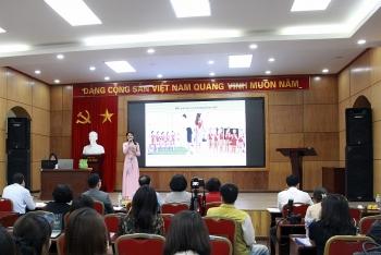 45 cô giáo hoàn thành phần thi