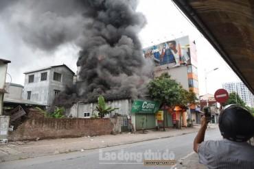 Ẩn họa cháy, nổ tại các cơ sở kinh doanh gas