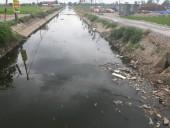 Khổ vì mương ô nhiễm