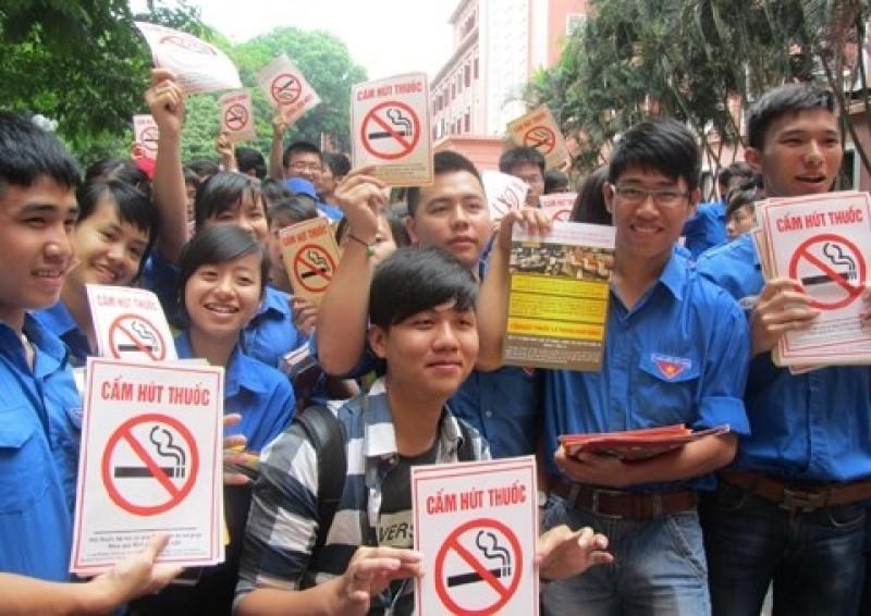 Tăng cường thực thi Luật phòng chống tác hại thuốc lá
