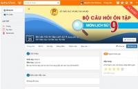 Hà Nội: Ôn tập trực tuyến môn Lịch sử lớp 9