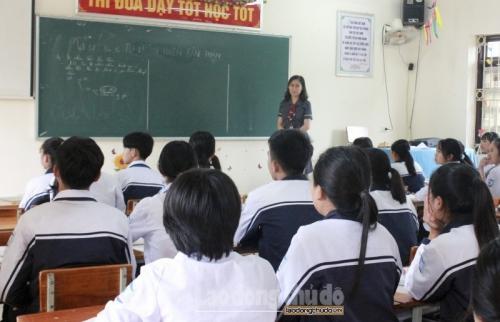 Hà Nội: Chỉ được tổ chức ôn tập văn hóa cho học sinh sau 1/8