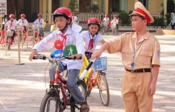 Nâng cao hiệu quả công tác giáo dục an toàn giao thông trong trường học