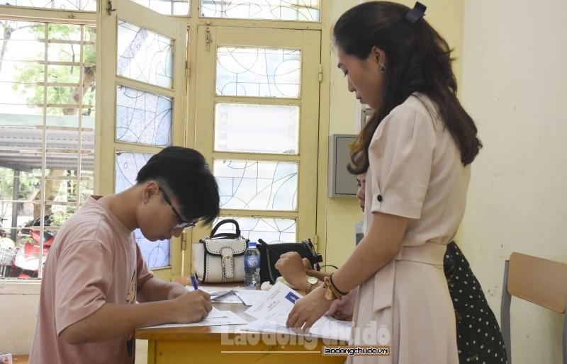 Công bố đề thi tham khảo kỳ thi tốt nghiệp Trung học phổ thông năm 2020