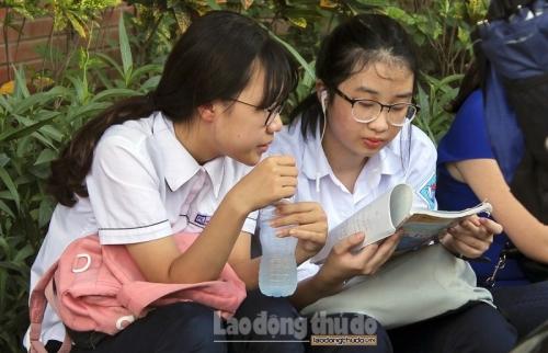 9 điểm mới trong kỳ thi tuyển sinh vào lớp 10 tại Hà Nội