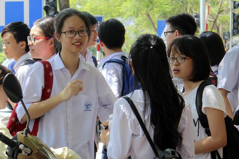 Hà Nội: Công bố chỉ tiêu tuyển sinh vào lớp 10 năm học 2020 - 2021