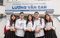 Trường Trung học phổ thông Lương Văn Can: Nơi ươm mầm cho những tài năng phát triển