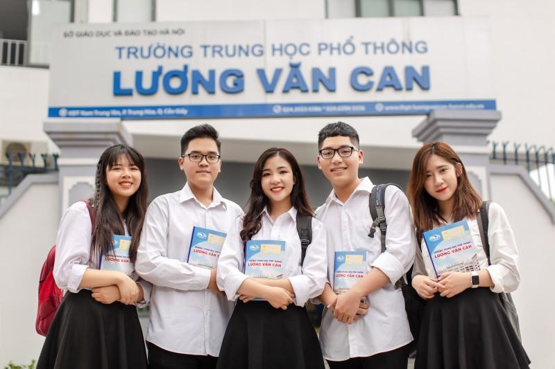 truong trung hoc pho thong luong van can noi uom mam cho nhung tai nang phat trien
