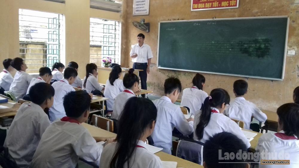 Hà Nội: Sẽ thanh, kiểm tra việc xét công nhận tốt nghiệp Trung học cơ sở