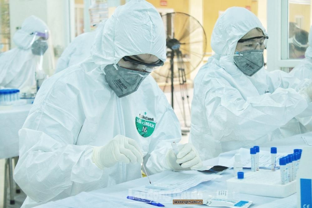 Quận Ba Đình: Tăng cường các biện pháp phòng, chống dịch Covid-19