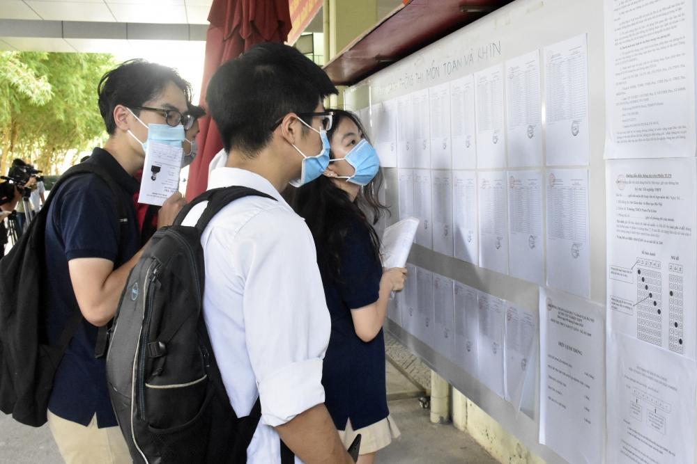 Các trường hợp được miễn thi tốt nghiệp Trung học phổ thông