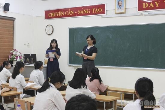 Kỳ thi tuyển sinh lớp 10 ở Hà Nội: Nhiều lo lắng, băn khoăn