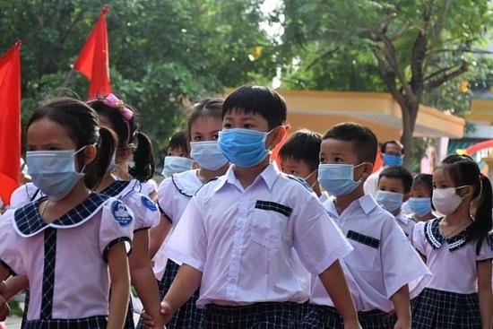 Quảng Ngãi: Học sinh đi học trở lại từ ngày 12/5