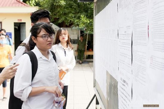 Các trường chủ động phương án nhận phiếu dự tuyển lớp 10