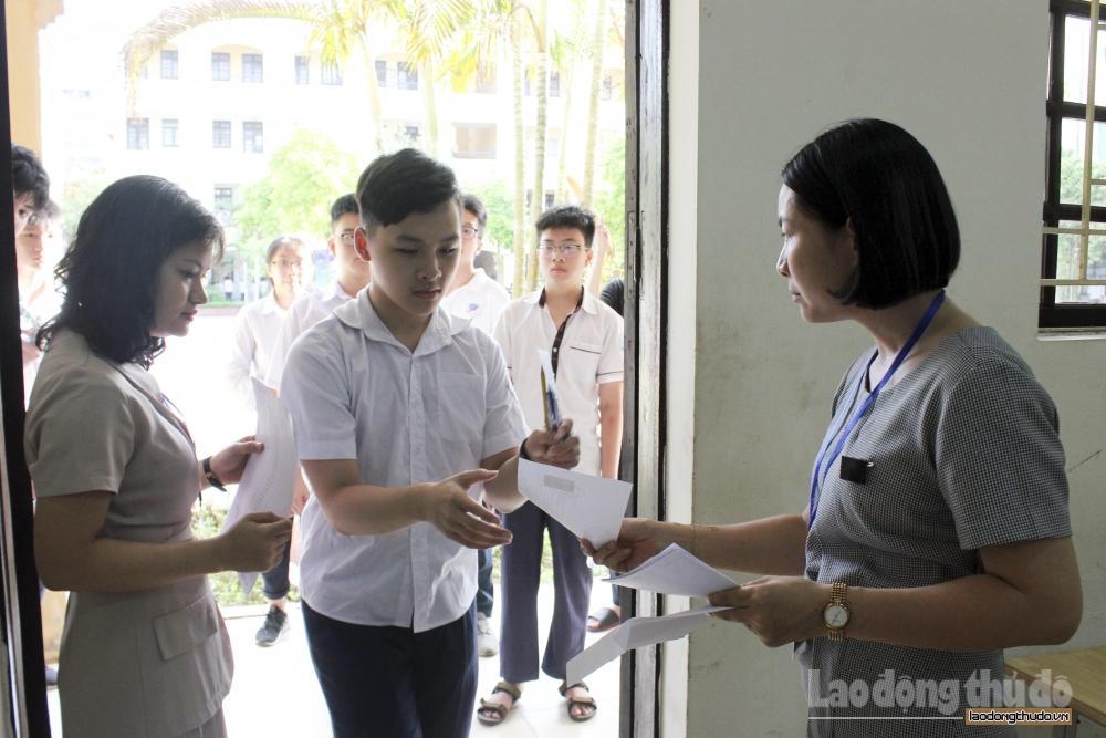 Hà Nội: Không bỏ môn thi thứ 4 trong kỳ thi tuyển sinh vào lớp 10