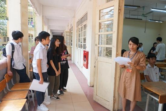 Đa số trường tư thục ở Hà Nội xét học bạ để tuyển sinh vào lớp 10