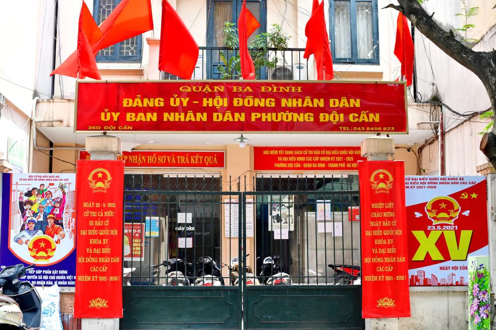 Hà Nội: Xây dựng các phương án cụ thể đảm bảo cuộc bầu cử diễn ra an toàn, thành công