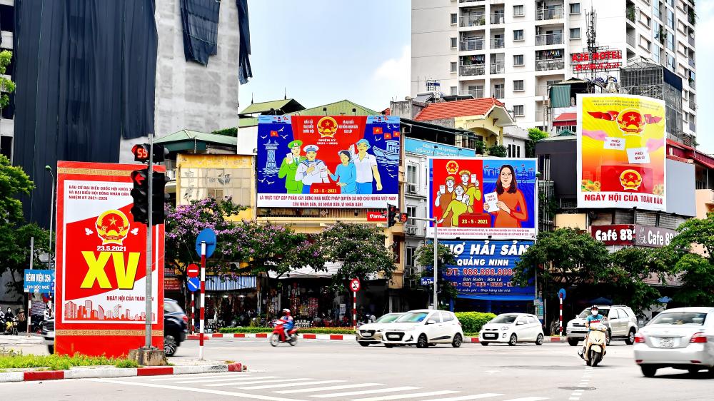 Hà Nội: Chuẩn bị các điều kiện chu đáo cho cử tri đi bầu cử