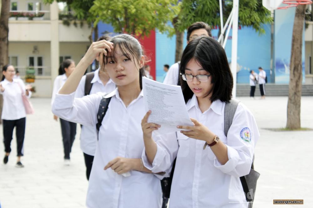 Hà Nội: Học sinh bị cách ly do dịch Covid-19 được đề nghị xem xét đặc cách vào lớp 10
