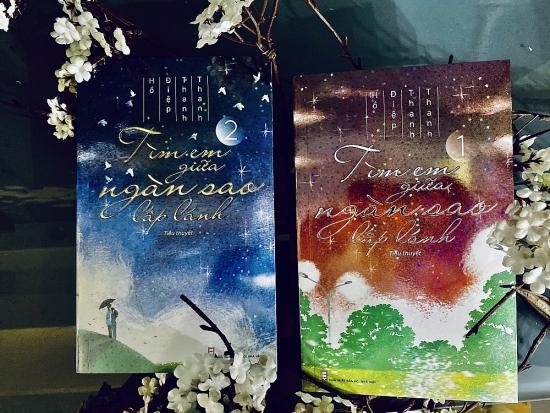 """""""Tìm em giữa ngàn sao lấp lánh"""" - Tiểu thuyết lấy cảm hứng từ cuộc đời thực của một cô gái bị ung thư"""