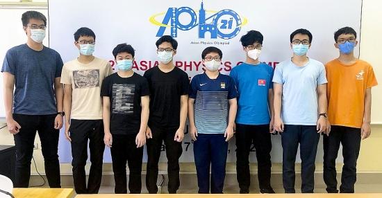 Học sinh Việt Nam đạt điểm cao nhất kỳ thi Olympic Vật lý Châu Á - Thái Bình Dương