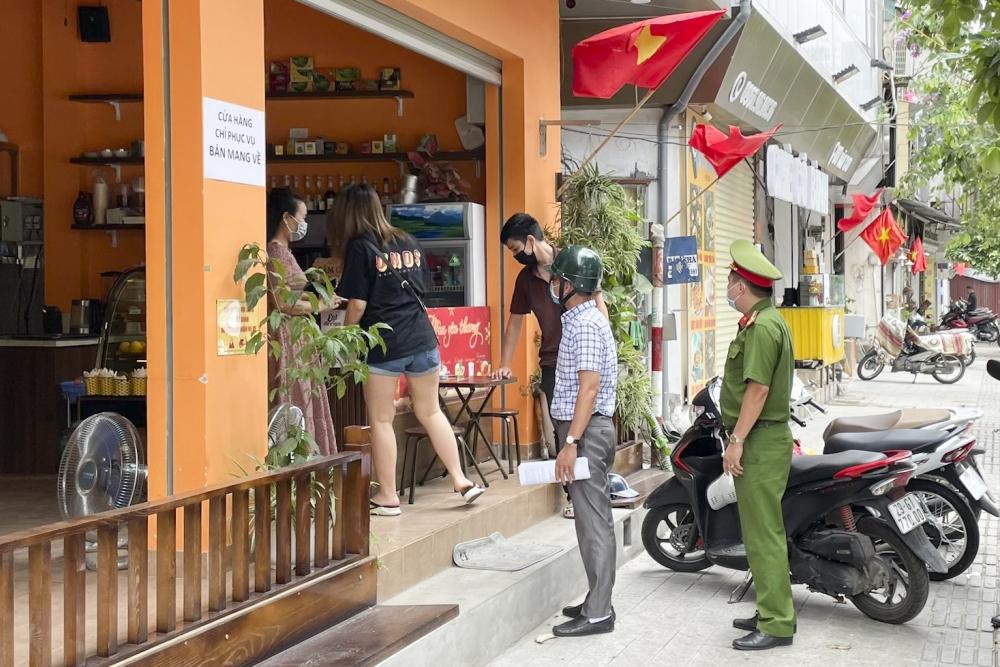 Quận Ba Đình: Tập trung cao độ, thực hiện hiệu quả các biện pháp phòng, chống dịch bệnh Covid-19