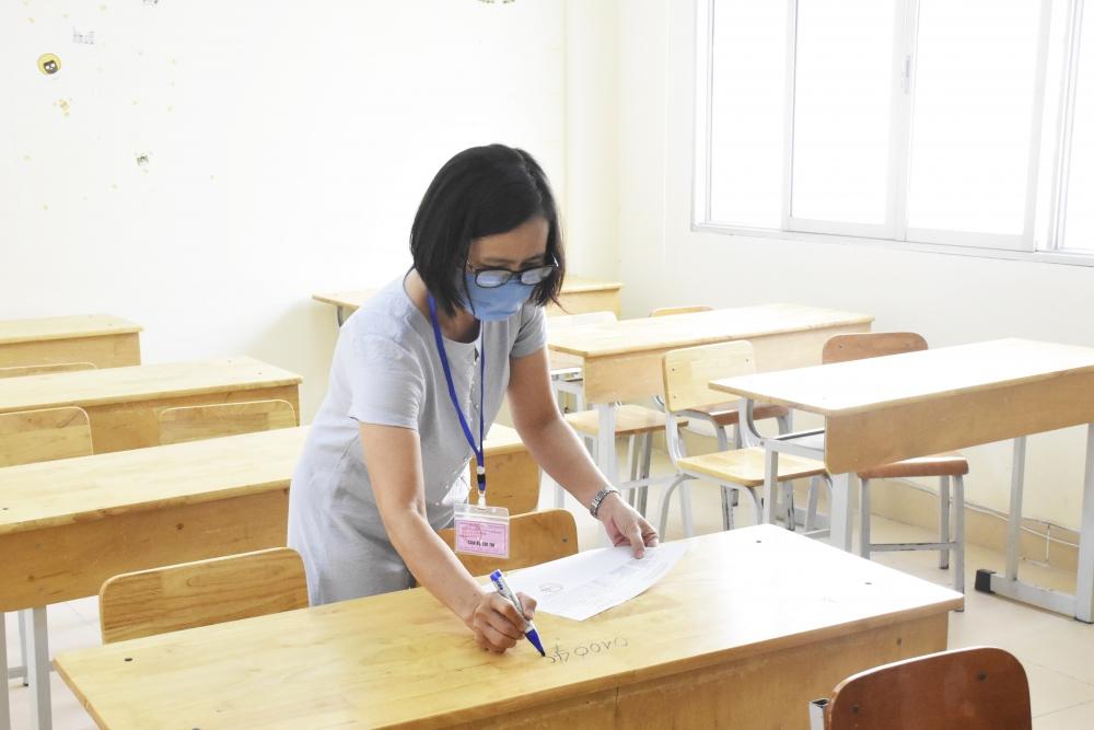 Đảm bảo an toàn tại các điểm thi tuyển sinh vào lớp 10
