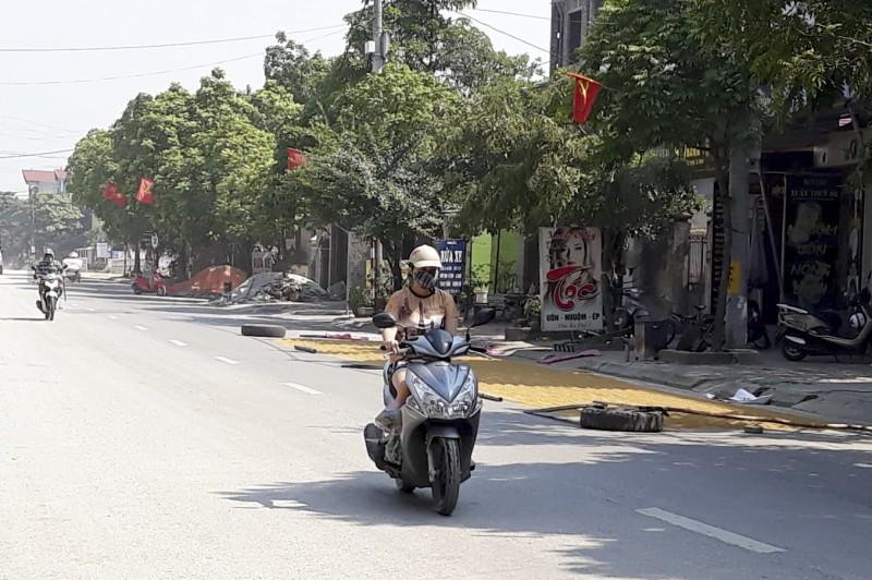 Hà Nội: Chất lượng không khí ngày đầu tuần giữ ở mức ổn định