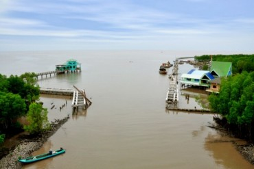 Quy hoạch tổng thể phát triển Khu du lịch quốc gia Mũi Cà Mau