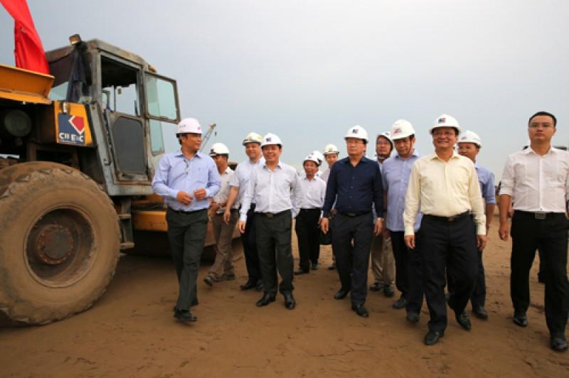 Rà soát triển khai Dự án cao tốc Bắc - Nam