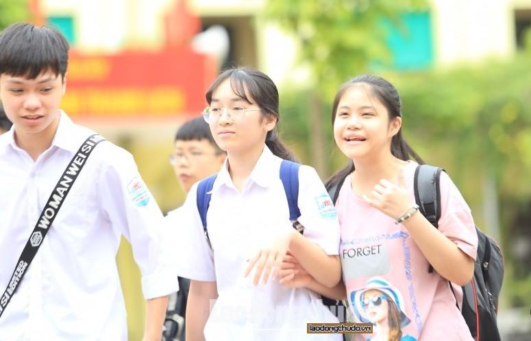 Bộ GD&ĐT yêu cầu các địa phương thực hiện tốt quy định về tuyển sinh đầu cấp
