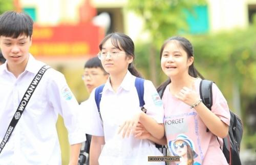 Hà Nội: 37 trường THPT công lập tuyển bổ sung học sinh lớp 10