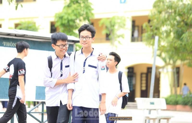 Hà Nội công bố điểm thi vào lớp 10 THPT năm học 2019 - 2020