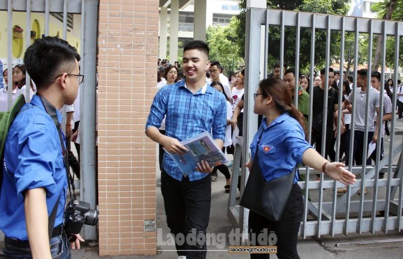 Hà Nội: Tỷ lệ đỗ tốt nghiệp THPT đạt gần 98%