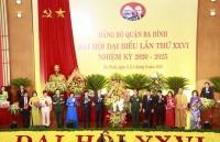 Khai mạc Đại hội đại biểu Đảng bộ quận Ba Đình lần thứ XXVI