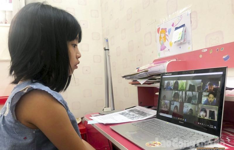 Sẽ ban hành quy chế dạy và học trực tuyến ở bậc phổ thông