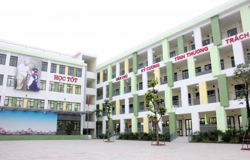 Một số quy định về tiêu chuẩn cơ sở vật chất trường học
